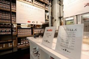 Bar só de Nutella é inaugurado em Nova York