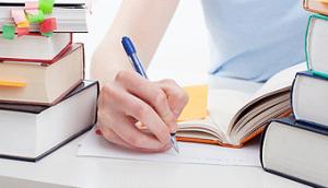 Coloque seus objetivos em uma folha de papel com metas e prazos