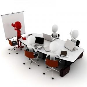 Não marque uma reunião se tiver pouco tempo para interagir