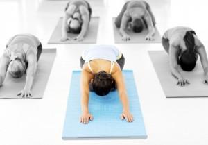 Tapete para meditação avisa se os movimentos estão corretos