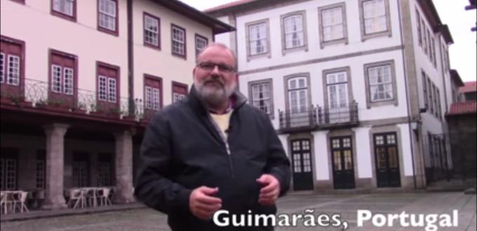 Video de Guimaraes, PT, sobre como ganhar um ano de experiencia em poucos dias