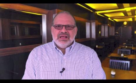 Video da entrevista com Nagib Mimassi